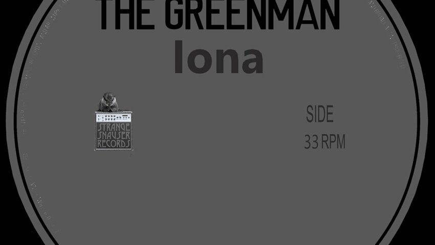 """Afbeelding van het album """"Iona"""" van The Greenman"""