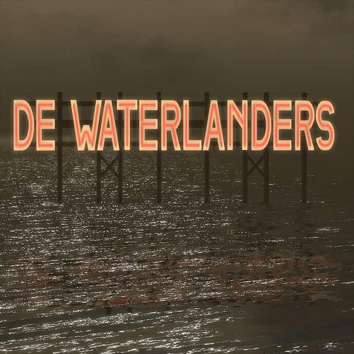 De Waterlanders artiestenbanner