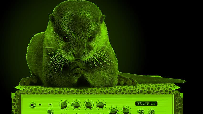 De Strange Snauser Otter