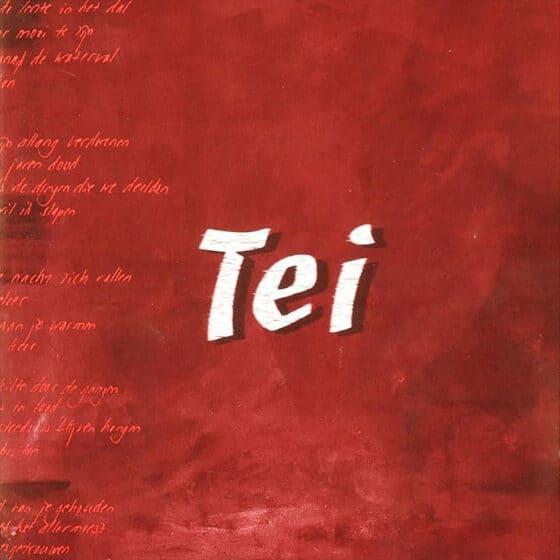 Afbeelding van de Tei 1 albumhoes