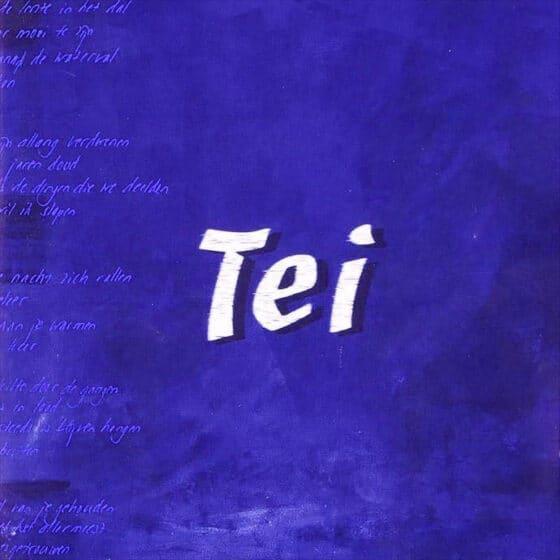 Afbeelding van de Tei 3albumhoes.