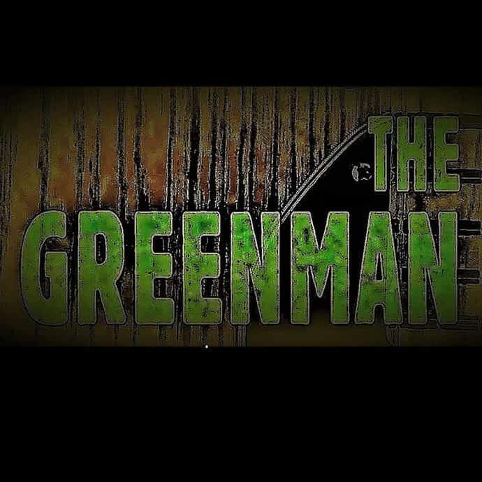 The Greenman banner