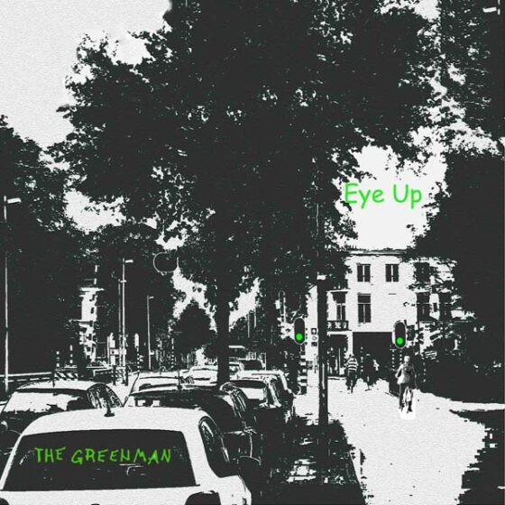 The Greenman Eye Up albumhoes