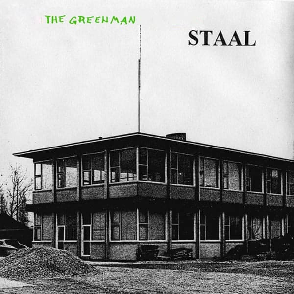 The Greenman - Staal albumhoes